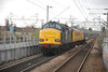 """1Q14 pulls away from Liverpool South Parkway heading for Lime Street<br /> <br /> A clip of 1Q14 approaching Mossley Hill on the Return from Altrincham and also later on at Wavertree Tec Park heading for Preston: <br /> <br /> <br /> <br /> <a href=""""http://youtu.be/upH6ITFxlTE"""">http://youtu.be/upH6ITFxlTE</a>"""