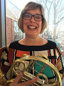 Amy Horn, Faculty Artist Series, Music
