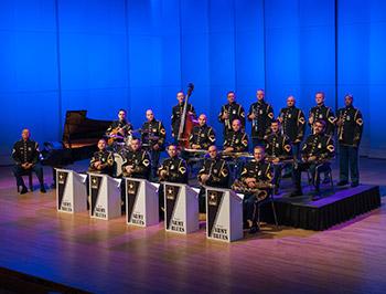 U.S. Army Blues Jazz Ensemble
