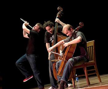 Project Trio, from Brooklyn NY - Masterclass