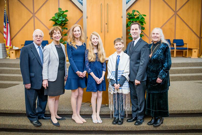 Jeremy Baum Bar Mitzvah<br /> Congregation Beth Jacob<br /> January 30, 2016