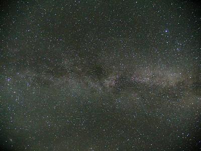 Milky Way north of Emo