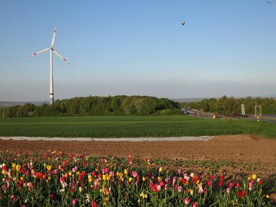 Windmühle.....