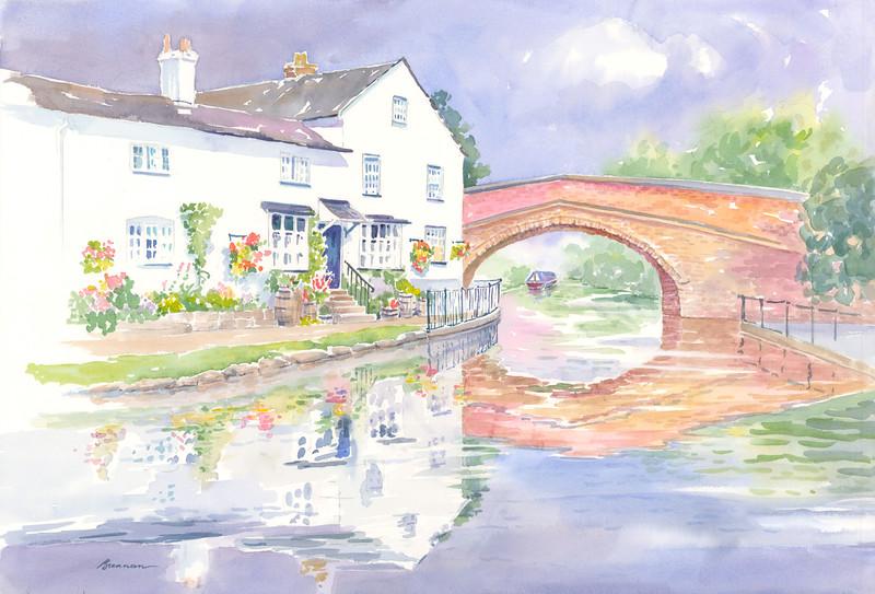 Lymm Canal