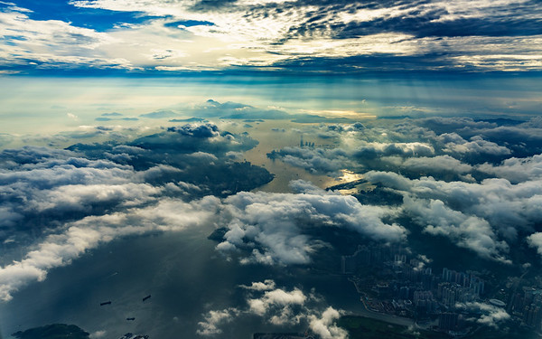 Hong Kong - Dawn