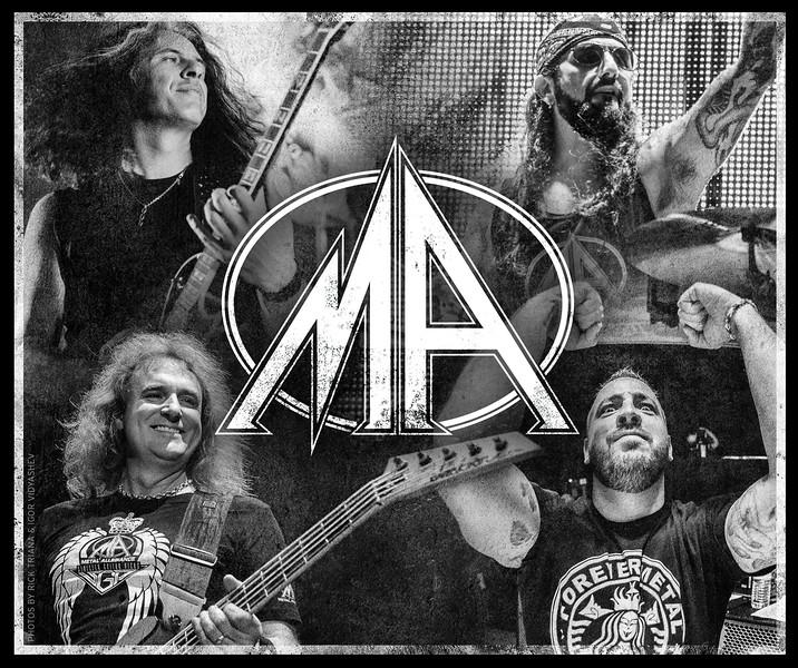 Metal Allegiance new album press release
