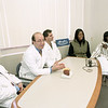 101494B_410 liver transplant press conference 2000: surgeons who performed state's first living donor, adult-to-adult, liver transplant,