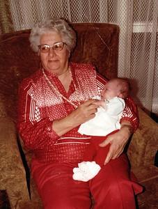 Grandma Rosie & Beth