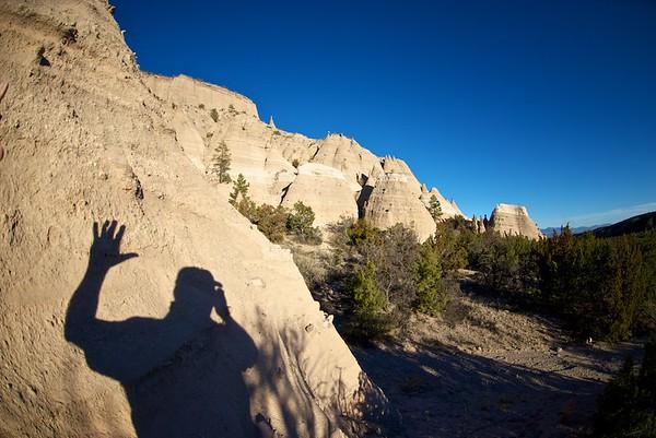 Tent Rocks National Monument, Cochiti Pueblo, New Mexico