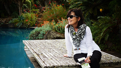 In Ayrlies Garden near Auckland