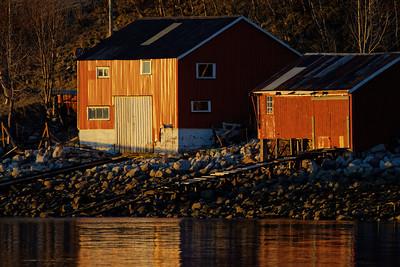 Architektura portowa Norwegii