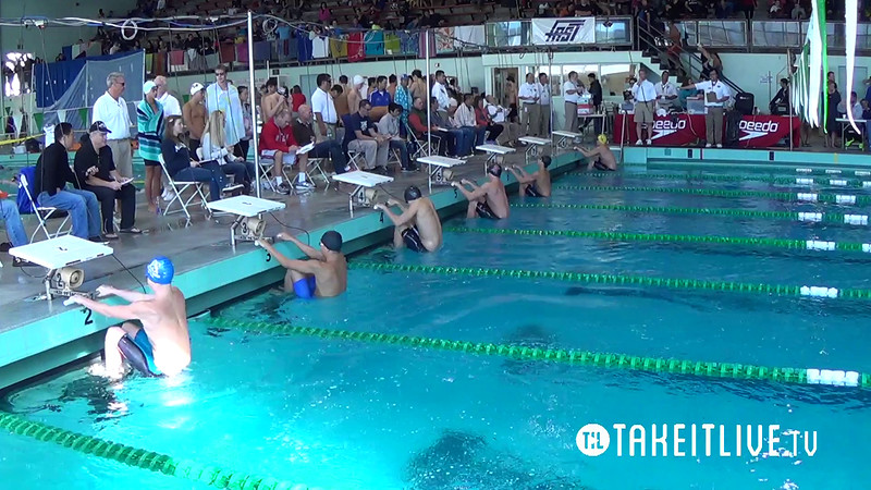 E29 Heat 6 Men's 200yd Backstroke - 2014 CA/NV Winter Sectionals - East Los Angeles College - Meet Host: FAST - Coverage By: Liveswim Channel Powered by Takeitlive.tv