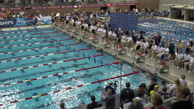 Heat 6 | #29 Women 100 Free | 2016 SPEEDO WINTER JR. CHAMPIONSHIPS EAST | VIDEO