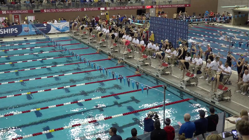 Heat 2 | #29 Women 100 Free | 2016 SPEEDO WINTER JR. CHAMPIONSHIPS EAST | VIDEO
