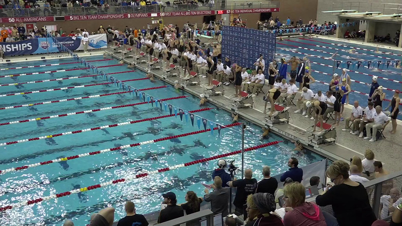 Heat 9 | #29 Women 100 Free | 2016 SPEEDO WINTER JR. CHAMPIONSHIPS EAST | VIDEO