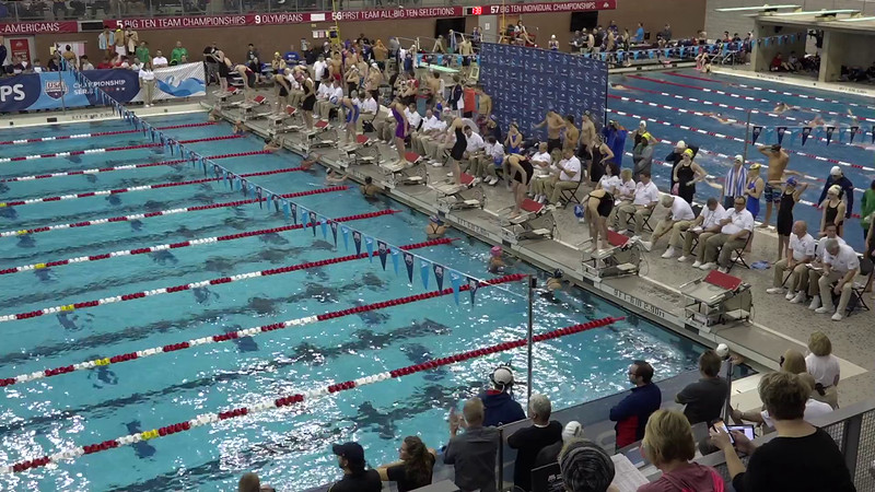 Heat 10 | #29 Women 100 Free | 2016 SPEEDO WINTER JR. CHAMPIONSHIPS EAST | VIDEO
