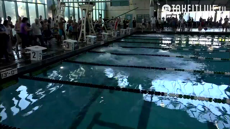 Heat 1 | 29 Mixed 400 Medley Relay | 2016 SPMS Short Course Meters Championship | VIDEO
