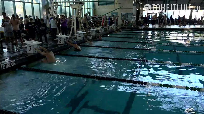 Heat 2 | 29 Mixed 400 Medley Relay | 2016 SPMS Short Course Meters Championship | VIDEO