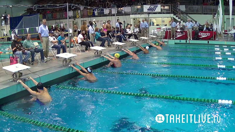E29 B Final Men's 200yd Backstroke - 2014 CA/NV Winter Sectionals - East Los Angeles College - Meet Host: FAST - Coverage By: Liveswim Channel Powered by Takeitlive.tv