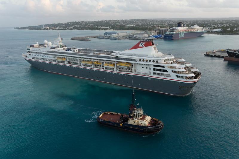 Tugboat 'Barbados II'