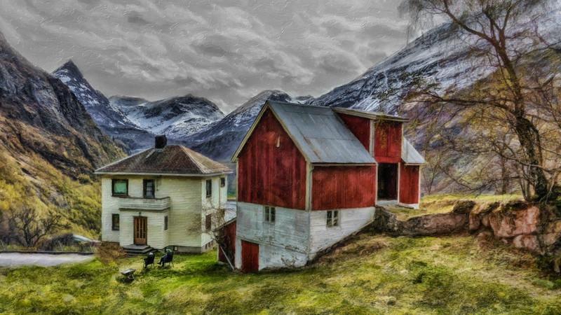 Gieranger,Norway