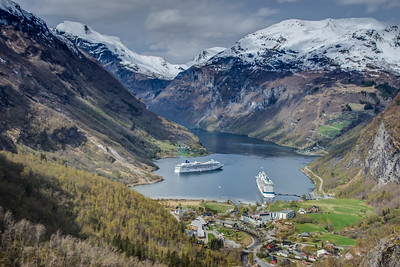 TAEast 2016 - Geiranger, Norway