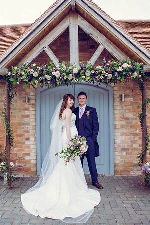 swallows nest barn wedding photographer warwck