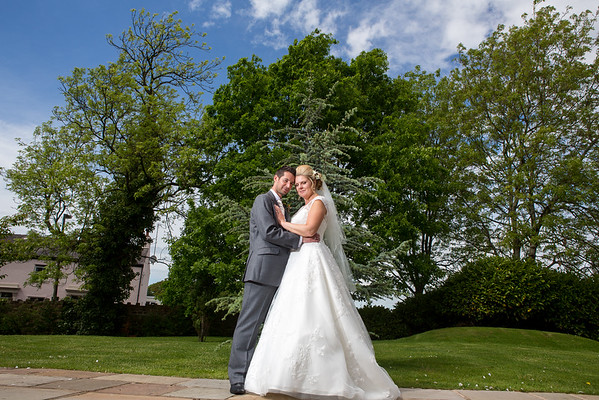 Chantelle and Rob married at Ribby Hall on a beautiful summers day.