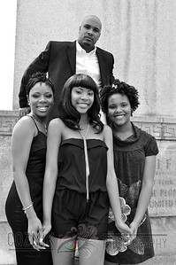 """Cozmik Photography by Erika is AWESOME! From start to finish Everything was great. She made us feel comfortable, captured spontaneous moments and our photos are spectacular. If your looking to get shot, Erika is the person to call! Thanks again Erika!""                                         - Allison Jones, ""The Jones' in DC"" Family Shoot"