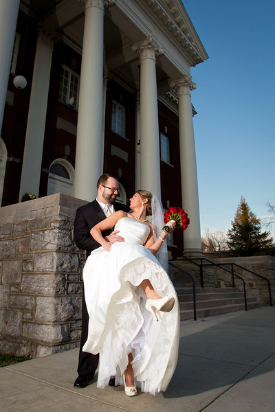 """""""Matt and Wendy truly made our wedding special!!  We were beyond satisfied with all of our pictures and we would recommend them to anyone!"""" -Ashley & Bryan 12.17.2012"""