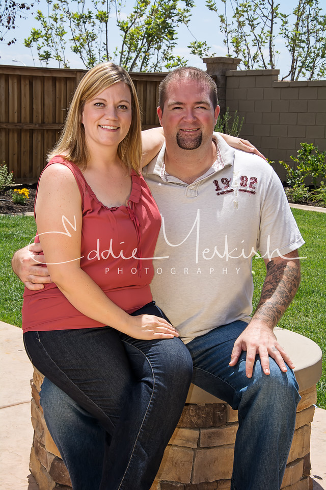 Eddie did a fantastic job taking holiday pictures of my husband and I. He took into consideration what we wanted. He was very flexible and took the time to capture the best photos for us. He made the entire experience fun. He even met us in Lake Arrowhead. After the pictures were taken he did a very nice job editing and making them more personal. The turn around time to get the photos was awesome!!! Thanks, Eddie for the awesome photos that my husband and I will enjoy for a lifetime. <br /> <br /> -- Stephanie K.
