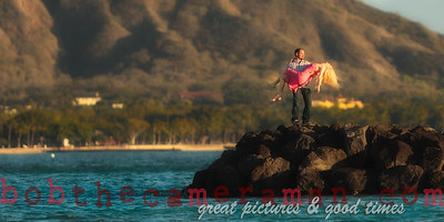 Abby Metzler - February 28, 2013 My husband and I had the pleasure of doing a wonderful photo shoot with Bob on our vacation to Hawaii. We couldn't be more pleased with the experience and our pictures. Bob is a wonderful person of integrity, fun and personable and has been gifted with capturing amazing shots and bringing personalities to the photo. We are looking forward to returning again and doing another photo shoot in the future.
