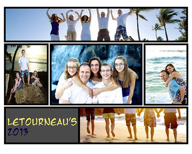 Charlie L - April 1, 2013 After we had found Bob The Camera Man on the internet, we had made arrangements to have a photo shoot on the beach on our Hawaiian Christmas holiday. Having never done a photo shoot with my family of five before, I was a little apprehensive and didn't know what to expect. When Bob showed up at our resort for the shoot, I found him to be very professional, and at the same time easy to work with. He produced some very interesting pictures ( poses & backdrops ) and he was always receptive to our suggestions. The end results exceeded all expectations and will forever be cherished memories! I would highly recommend Bob The Camera Man!