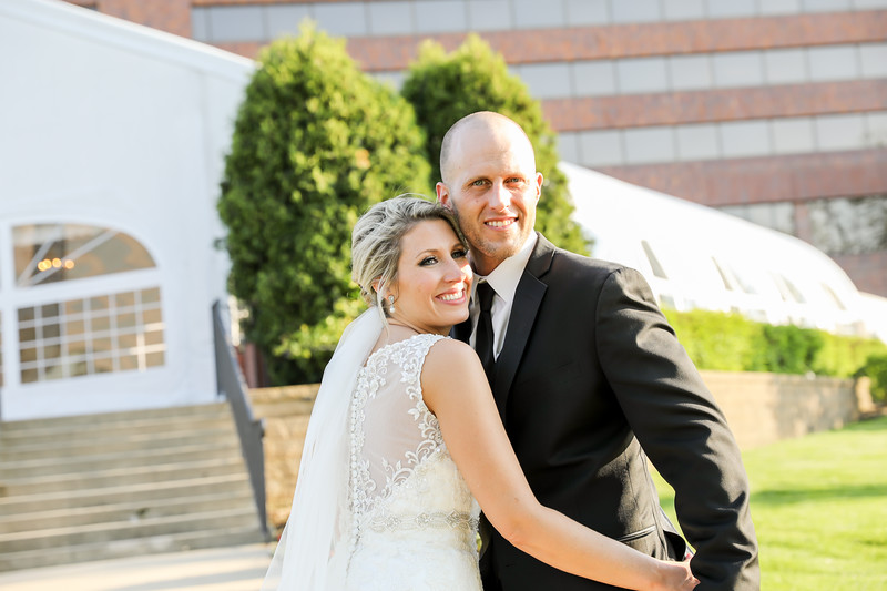 Ashley and Larry...Had one of the most fun weddings we've ever experienced...