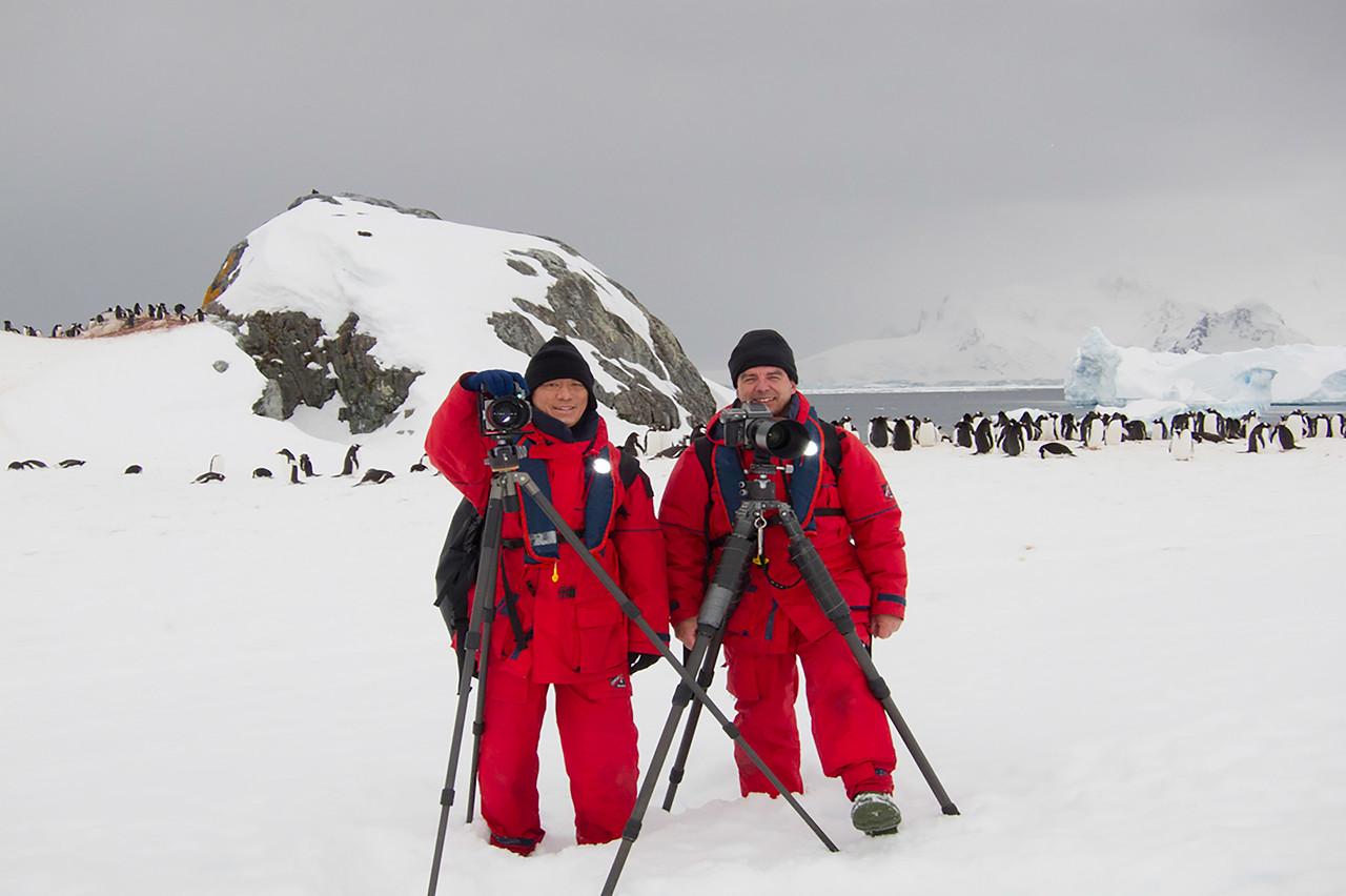 Antarctica Workshop - 2011