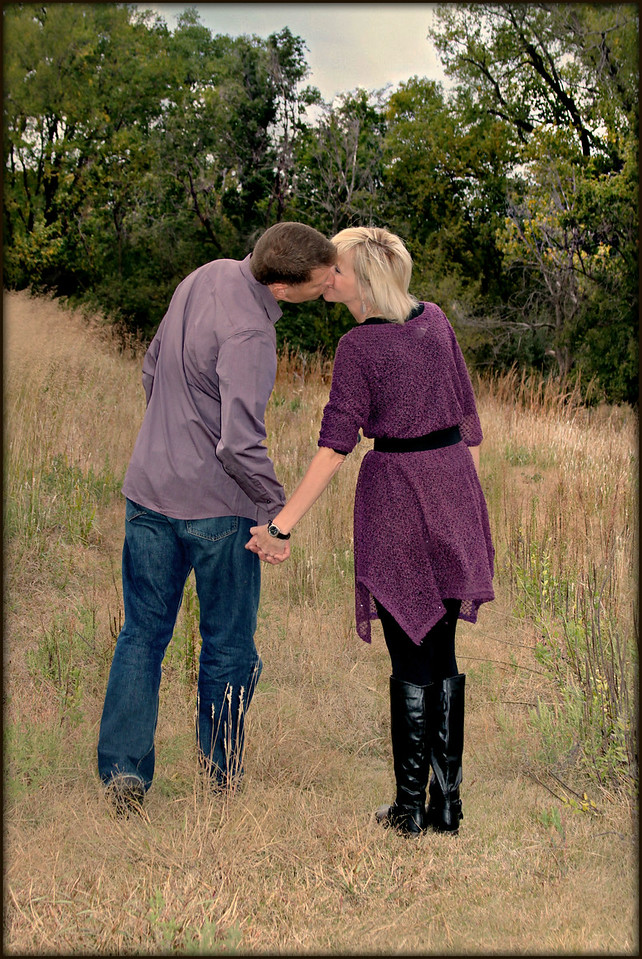 Margie was professional, creative and so much fun!  There was a lot of exuberance when shooting our engagement pictures.  We were very pleased with our experience and all our photo's. - M & P