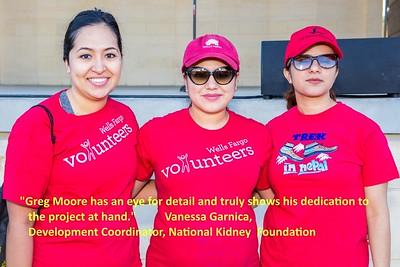 Arlington Kidney Walk 2017-  Testimony