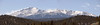 """Another compilation of shots.  This was taken when I went out to get gas at lunch (for the car, not me) from Hwy. 24 heading West out of Woodland Park, a few minutes from where I work. (double-click on the image above to see larger, and you can also choose """"O"""" for Original)."""