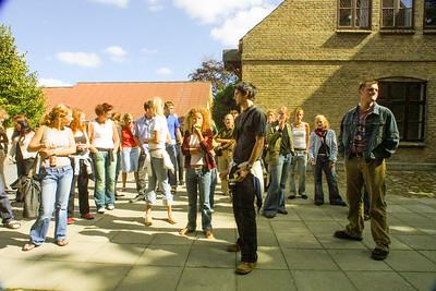 Testrup Højskole Efterår 2002