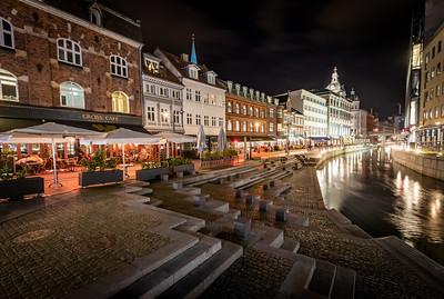 Fredag aften i Århus