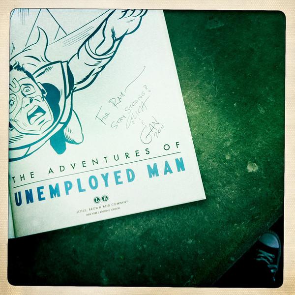 Unemployed Man - Wondercon 2011_5580138115_l