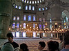 Blue Mosque interior original lighting