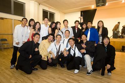 Volunteer Appreciation Banquet 2008