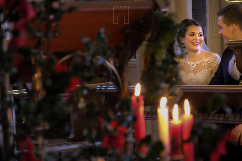 A Christmas Wedding at Dyrham Park