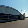 The Pocatello Airport is brand new.