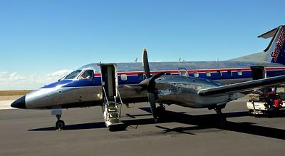 This Brasilia 120 is a pretty sharp little airplane.