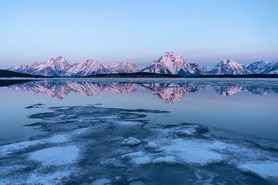 Jackson Lake Thaw