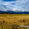 Teton Range South of Jackson, WY