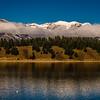 Jackson Lake at Signal Mountain Lodge