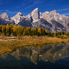 Teton Reflection